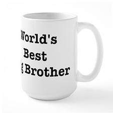 Worlds Best Big Brother Mug