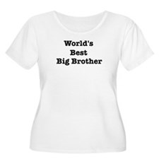 Worlds Best Big Brother T-Shirt