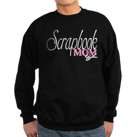 Scrapbook Mom Sweatshirt (dark)