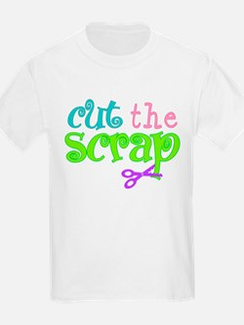 Cut the Scrap T-Shirt