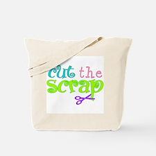 Cut the Scrap Tote Bag