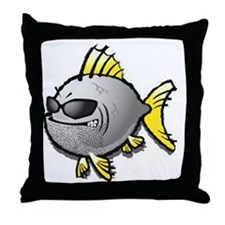 Cute Seneca lake Throw Pillow