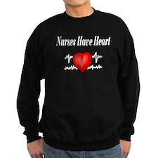 Nurses Have Heart Jumper Sweater
