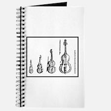 Unique Viol Journal