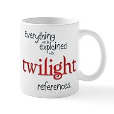Twilight References Mug