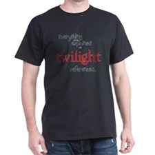 Twilight References T-Shirt