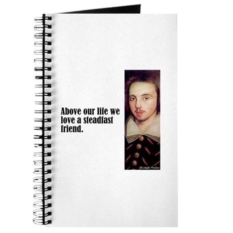 "Marlowe ""Above Our Life"" Journal"