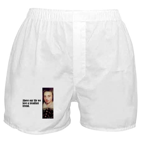 """Marlowe """"Above Our Life"""" Boxer Shorts"""