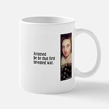 "Marlowe ""Accursed Be He"" Mug"