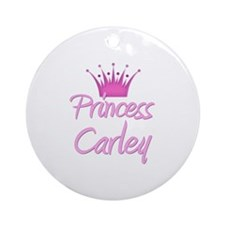 Princess Carley Ornament (Round)