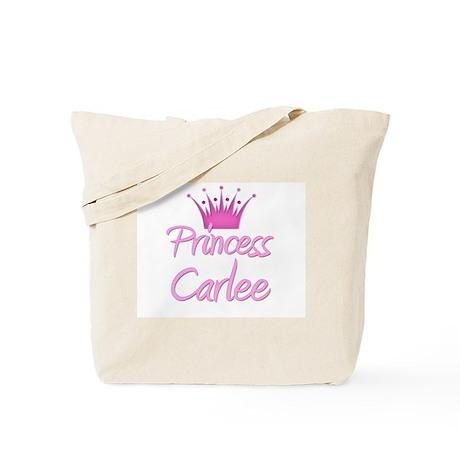 Princess Carlee Tote Bag
