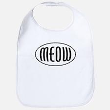 Meow Logo / Emblem: Bib