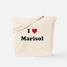 I love Marisol Tote Bag