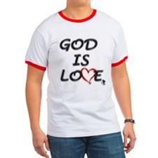 """""""God Is Love"""" T"""