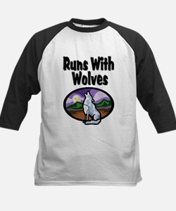 Running with Wolves Tee