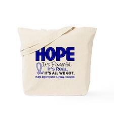 HOPE ALS 1 Tote Bag