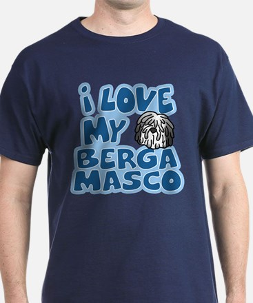I Love my Bergamasco T-Shirt
