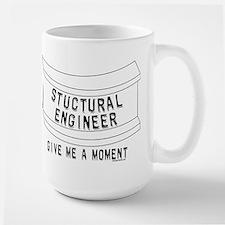 Stuctural Engineer Large Mug