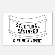 Stuctural Engineer Postcards (Package of 8)