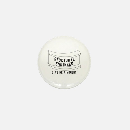 Stuctural Engineer Mini Button (10 pack)