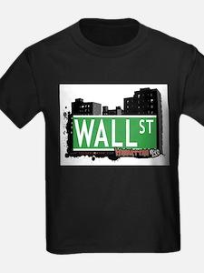 WALL STREET, MANHATTAN, NYC T