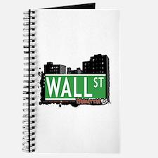 WALL STREET, MANHATTAN, NYC Journal