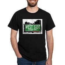 WEST SIDE EXPRESS HWY, MANHATTAN, NYC T-Shirt