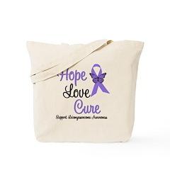 HopeCureLeiomyosarcoma Tote Bag