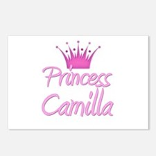 Princess Camilla Postcards (Package of 8)