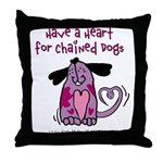 Have A Heart 2 Throw Pillow