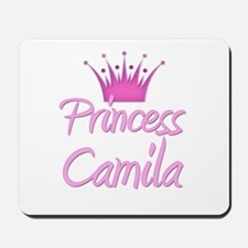 Princess Camila Mousepad