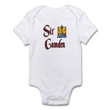 Sir Camden Infant Bodysuit