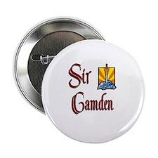 """Sir Camden 2.25"""" Button"""