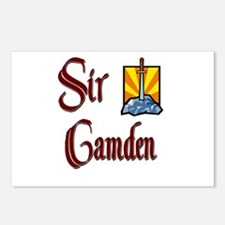 Sir Camden Postcards (Package of 8)