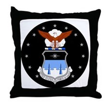 Air Force Academy Throw Pillow