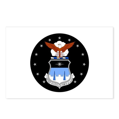 Air Force Academy Postcards (Package of 8)