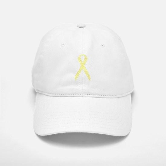 Yellow Footprints Hat