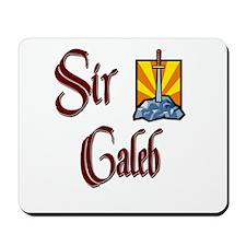 Sir Caleb Mousepad