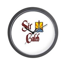 Sir Caleb Wall Clock