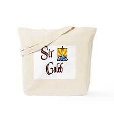 Sir Caleb Tote Bag