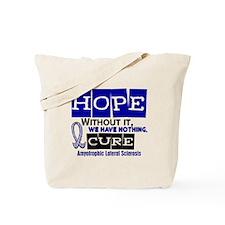 HOPE ALS 2 Tote Bag