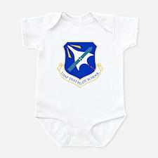 Test Pilot School Infant Creeper