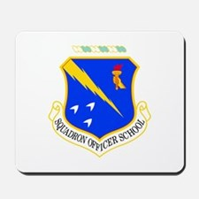Squadron Officer School Mousepad