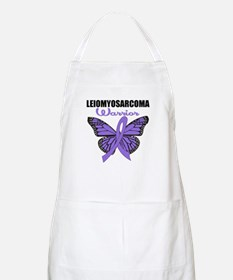 Leiomyosarcoma Warrior B BBQ Apron