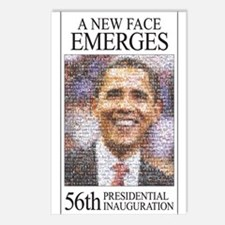 A New Face Emerges Postcards (Package of 8)