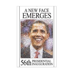 A New Face Emerges Posters