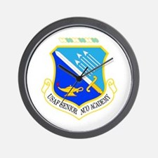 Senior NCO Academy Wall Clock