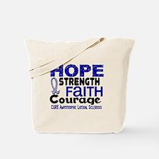 HOPE ALS 3 Tote Bag