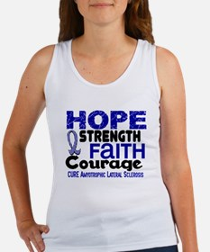 HOPE ALS 3 Women's Tank Top