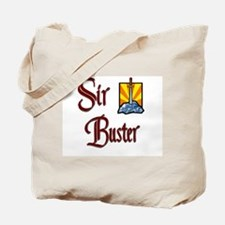 Sir Buster Tote Bag